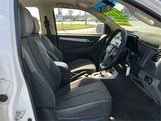 2012 Holden Colorado RG LT White 6 Speed Sports Automatic Utility
