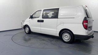 2012 Hyundai iLOAD TQ2-V MY12 Crew Cab White 5 Speed Automatic Van