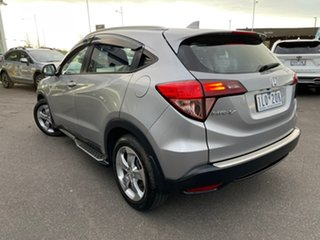 2017 Honda HR-V MY17 VTi-S Silver 1 Speed Constant Variable Hatchback.