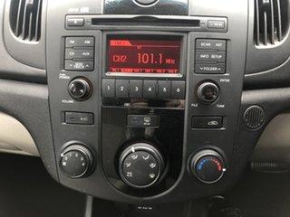2009 Kia Cerato TD MY09 S Red 4 Speed Sports Automatic Sedan