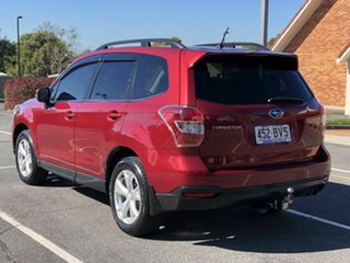 2014 Subaru Forester S4 MY14 2.5i-L Lineartronic AWD Maroon 6 Speed Constant Variable Wagon.