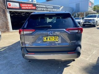 2020 Toyota RAV4 Axah52R GXL 2WD Graphite 6 Speed Constant Variable Wagon