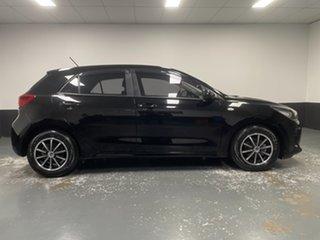 2018 Kia Rio YB MY19 S Black 4 Speed Sports Automatic Hatchback