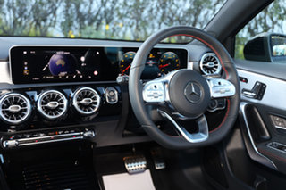 2020 Mercedes-Benz A-Class W177 800+050MY A180 DCT Mountain Grey 7 Speed