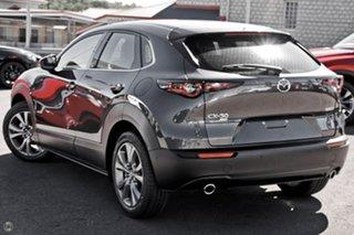 2021 Mazda CX-30 DM4WLA G25 SKYACTIV-Drive i-ACTIV AWD Touring Grey 6 Speed Sports Automatic Wagon