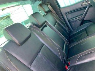 2019 Ford Ranger PX MkIII 2020.25MY Wildtrak Black 6 Speed Sports Automatic Double Cab Pick Up