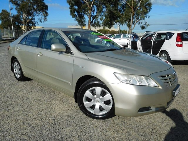 Used Toyota Camry ACV40R Altise Wangara, 2007 Toyota Camry ACV40R Altise Gold 5 Speed Automatic Sedan