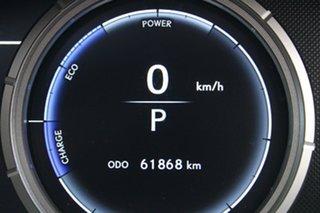 2016 Lexus RX GYL25R RX450h F Sport Black 6 Speed Constant Variable Wagon Hybrid
