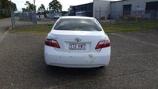 2007 Toyota Camry ALTISE ACV40R White Automatic Sedan