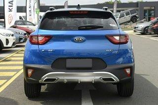 2021 Kia Stonic YB MY21 GT-Line DCT FWD Perennial Grey 7 Speed Sports Automatic Dual Clutch Wagon