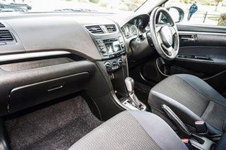 2016 Suzuki Swift FZ MY15 GL Black 4 Speed Automatic Hatchback