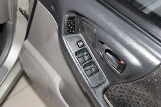 2000 Subaru Forester 79V MY00 GT AWD Silver 4 Speed Automatic Wagon