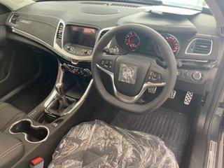2017 Holden Commodore VF II MY17 SS V Redline Grey 6 Speed Manual Sedan