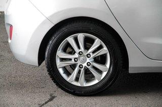2014 Hyundai i30 GD MY14 Trophy Silver 6 Speed Manual Hatchback
