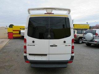 2013 Mercedes-Benz Sprinter 906 MY13 316CDI MWB White 7 Speed Automatic Van