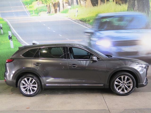 Used Mazda CX-9 MY19 Azami (AWD) Osborne Park, 2019 Mazda CX-9 MY19 Azami (AWD) Machine Grey 6 Speed Automatic Wagon