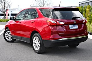 2017 Holden Equinox EQ MY18 LS+ FWD Red 6 Speed Sports Automatic Wagon.