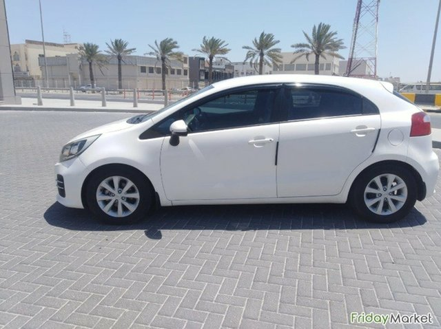 Used Kia Rio UB MY16 S Prospect, 2016 Kia Rio UB MY16 S White 4 Speed Automatic Hatchback