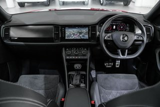 2020 Skoda Kodiaq NS MY20.5 132TSI DSG Sportline Red 7 Speed Sports Automatic Dual Clutch Wagon.