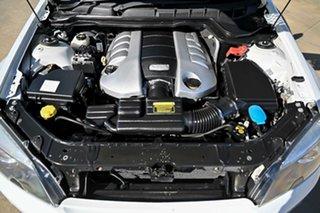 2009 Holden Caprice WM MY09.5 White 6 Speed Sports Automatic Sedan