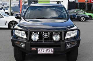 2010 Toyota Landcruiser Prado KDJ150R GXL (4x4) Black 5 Speed Sequential Auto Wagon.