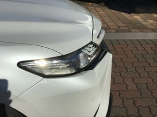 2019 Toyota Camry ASV70R SX Frosted White 6 Speed Sports Automatic Sedan