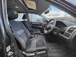 2008 Honda CR-V RE MY2007 4WD Grey 6 Speed Manual Wagon.