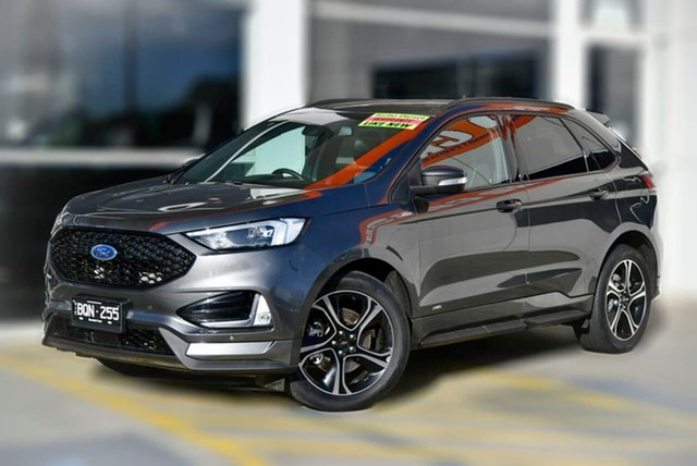 Used Ford Endura CA 2019MY ST-Line Berwick, 2019 Ford Endura CA 2019MY ST-Line Grey 8 Speed Sports Automatic Wagon