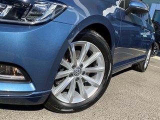 2018 Volkswagen Passat 3C MY18.5 132 TSI Comfortline Harvard Blue 7 Speed Auto Direct Shift Wagon.