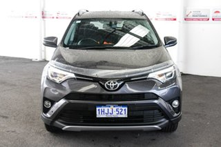 2017 Toyota RAV4 ZSA42R MY17 GXL (2WD) Graphite Continuous Variable Wagon
