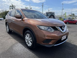 2014 Nissan X-Trail T32 ST X-tronic 2WD 7 Speed Constant Variable Wagon