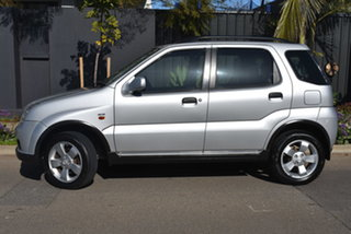 2002 Holden Cruze YG Silver 4 Speed Automatic Wagon.