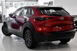 2021 Mazda CX-30 DM2W7A G20 SKYACTIV-Drive Pure Red 6 Speed Sports Automatic Wagon