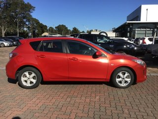 2012 Mazda 3 BL10F2 Neo Activematic Maroon 5 Speed Sports Automatic Hatchback.