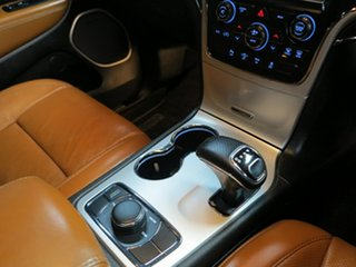 2014 Jeep Grand Cherokee WK MY2014 SRT Silver 8 Speed Sports Automatic Wagon
