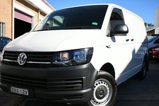 2018 Volkswagen Transporter T6 MY18 TDI 250 Runner White 5 Speed Manual Van.