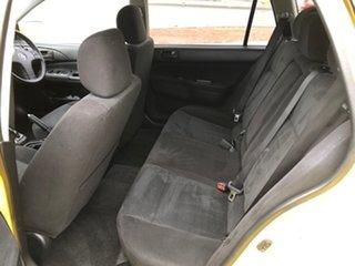 2005 Mitsubishi Lancer CH MY05 VR-X Yellow 4 Speed Sports Automatic Wagon