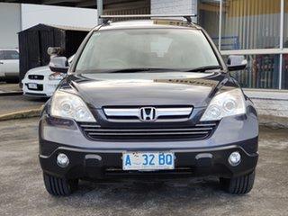 2008 Honda CR-V RE MY2007 4WD Grey 6 Speed Manual Wagon