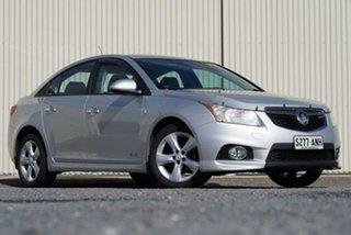 2011 Holden Cruze JH Series II MY11 SRi-V Silver 6 Speed Sports Automatic Sedan.