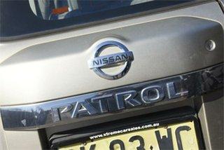 2006 Nissan Patrol GU IV MY06 ST Gold 4 Speed Automatic Wagon