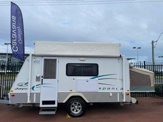 2007 Jayco Expanda Outback Caravan.