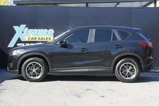 2012 Mazda CX-5 KE1071 Maxx SKYACTIV-MT Black 6 Speed Manual Wagon
