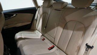 2015 Audi A7 4G MY15 S Line Sportback S Tronic Quattro Grey 7 Speed Sports Automatic Dual Clutch