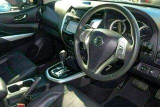 2017 Nissan Navara D23 S2 ST-X Black/Grey 7 Speed Sports Automatic Utility