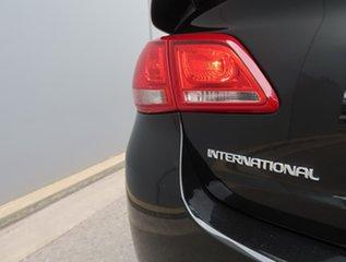 2013 Holden Commodore VF MY14 International Black 6 Speed Sports Automatic Sedan