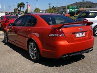 2007 Holden Commodore VE V Orange 4 Speed Automatic Sedan