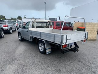 2007 Mazda BT-50 B2500 DX Silver 5 Speed Manual Cab Chassis