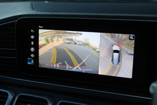 2019 Mercedes-Benz GLS-Class X167 800MY GLS400 d 9G-Tronic 4MATIC Cavansite Blue 9 Speed