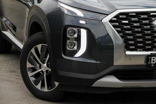 2020 Hyundai Palisade LX2.V1 MY21 AWD Grey 8 Speed Sports Automatic Wagon.