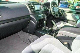 2011 Toyota Landcruiser VDJ200R MY10 GXL Silver 6 Speed Sports Automatic Wagon